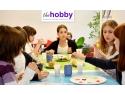 Ateliere de decoupage pentru copii si parinti. Atelierele TheHobby pentru parinti si copii - oferite de companii angajatilor de 1 Iunie