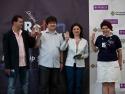 grup de sprijin pentru gravide. Autoritatea Nationala pentru Sport si Tineret sprijina 1300 de tineri cercetasi in RoJAM