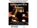lumina. Lumina Păcii de la Betleem