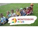 targ vacante. Montessori Haus Timisoara, la masa rotunda a vacantei