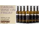 wine tasting. Noutăți absolute la Casual Wine Cafepedia, vineri, 13 iulie