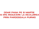 Pana pe 8 Martie ai 8% reducere la incalzirea prin pardoseala PURMO, doar pe KALDURA.RO