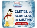 echipament ski. Agentia Faros te trimite in Austria la ski!