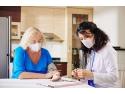 Căminul Acasă la bunici respectă cu strictețe măsurile împotriva răspândirii COVID-19 asistent persoanal pentru persoane cu handicap grav