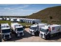 Cefin Trucks, lider în segmentul vehiculelor municipale,  livrează o flotă de 35 Autogunoiere compactoare Ford Trucks către compania AVE Bihor Obicei comercial