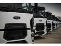 Cefin Trucks livrează prima parte a unei flote de 100 unități Ford Trucks 1842T, către Tempo Invest