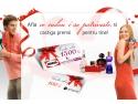 Intra si tu in goana pentru idei de cadouri si rasfata-te cu premii fabuloase!