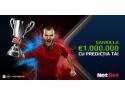 Predicția de 1 milion de EURO pe NetBet