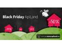 blackfriday. Produsele apicole ApiLand-preturi speciale de BlackFriday