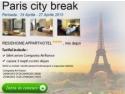 intalnire. Ce zici de o intalnire romantica la Paris? Acasa.ro te invita la concurs!