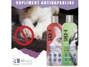 pisici. Supliment antinaparlire