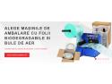 Z Spot Media propune solutii ECO pentru protectia produselor la transport prin noul parteneriat cu AMESON band of creators