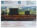 """Conferinta ecologică """"Copsa Mică – fabrica de poluare a Europei?""""."""