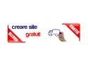Bazar cu Lucruri Gratis. creare site gratis