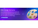promovare web. Web Design Bucuresti : creare site , optimizare seo