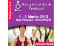 body mind spirit. Conferinte Gratuite la Body Mind Spirit Festival