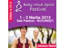Conferinte Gratuite la Body Mind Spirit Festival