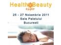 health   beauty expo. HEALTH & BEAUTY EXPO - 25-27 NOIEMBRIE 2011 - SALA PALATULUI BUCURESTI