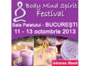 numerologie. Metoda Celor Patru Coloane ale Destinului la Body Mind Spirit Festival