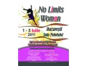 eveniment gastro-cultural. No Limits Woman - Expozitie, Conferinte, Demonstratii