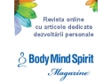 Revista Body Mind Spirit Magazine iti pune la dispozitie o oferta super!