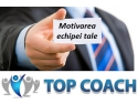 workshop. Workshop Motivarea Echipei