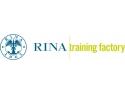 Rina lanseaza programa de cursuri pentru sesiunea de toamna, septembrie – noiembrie 2014