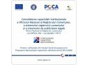 ONRC a derulat cursurile de formare profesională în domeniul IT Cala
