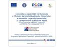 ONRC a operaționalizat două module informatice finanțate din fonduri europene