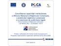 Registrului Comerțului demarează a doua etapă din proiectarea şi implementarea Sistemului de Management al Calităţii paltoane