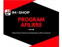 Lansare program de afiliere imashop.ro rezidential