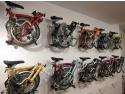 bicicleta eliptica. Ciclissimo isi propune sa vanda 350 de biciclete Brompton in sezonul 2011