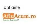 AfluAcum.ro si Oriflame ofera 30 de premii de Martisor!
