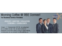 afaceri. Morning Coffee @ RBE Connect – pentru Avocati, Consultanti de Afaceri, Contabili, Auditori si Evaluatori de Afaceri