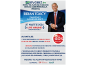BRIAN TRACY, 27 martie, in Bucuresti – LIVE ONLINE cu doar 25 de euro / peste 80% reducere