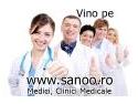 ziua medicu. Vino pe www.sanoo.ro - ALEGE-TI MEDICUL FAVORIT