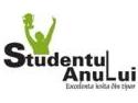 1000 de Euro pentru Studentul Anului