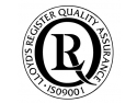 auditor in. LRQA ISO 9001 Logo