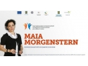 targul de mai 2015. Întâlnire cu Maia Morgenstern, la Iași, joi 3 decembrie 2015