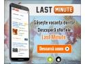 reduceri last minute. Aplicatia Last Minute