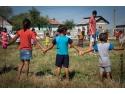 """mişcare. Copiii fără posibilități visează la un sezon de joacă """"all inclusive"""" - Terre des hommes oferă micro-granturi pentru a le împlini visul"""