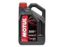 honda. Motul 300V Racing Kit Oil 2172H – SAE 0W30 opţiunea Honda pentru înalta performanţă.