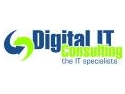 Digital IT Consulting ofera solutii oricaror probleme din domeniul IT