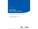Institutul  Fono Audiologie Chirurgie Functionala ORL Sanatate Reforma. Raportul EMEA privind riscul cibernetic lansat de Aon si Institutul Ponemon