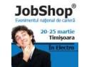 Traininguri de soft-skills și ateliere tehnice între 19-25 martie la JobShop Timișoara
