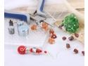 margele. Curs de confectionare bijuterii handmade