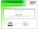 apc select partner. Quartz Matrix a devenit Service Partner pentru divizia IT a Schneider Electric