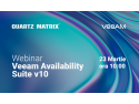 Webinar Veeam Availability Suite v10