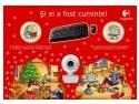 cooler cadou logitech. Iarna aceasta Logitech te provoaca: fii unul dintre castigatorii unui webcam!