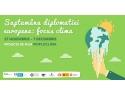 """Asociația """"Prolyceum"""" Buhuși. poza climate diplomacy week"""